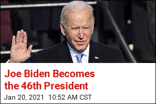 Joe Biden Is Now Our President