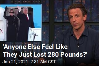 'Anyone Else Feel Like They Just Lost 280 Pounds?'