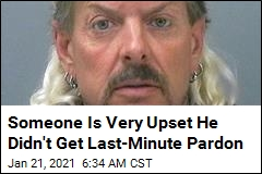 Joe Exotic Slams Trump After Not Receiving Pardon