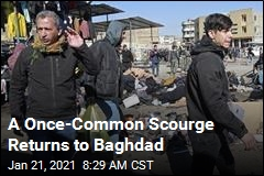 A Once-Common Scourge Returns to Baghdad