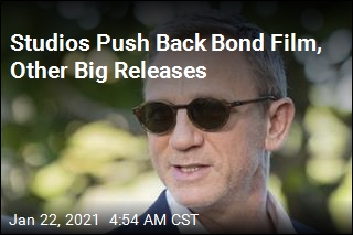 Latest Bond Film Now Delayed Until October