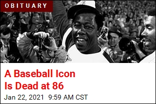 Baseball Icon Hank Aaron Is Dead at 86
