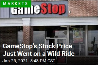 Dueling Investors Take GameStop on a Wild Ride