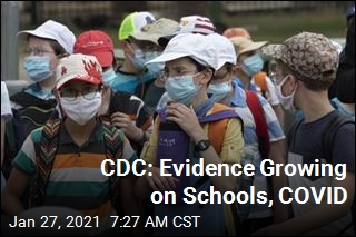 CDC: Schools Safe, With the Right COVID Precautions