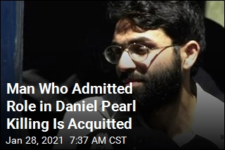 Man Who Admitted Role in Daniel Pearl Killing Is Acquitted