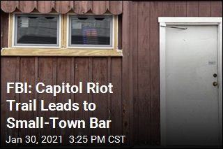 Small Town Deals With Alleged Ties to Capitol Riot
