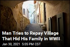 Village That Hid Jewish Family Receives Bequest in Gratitude