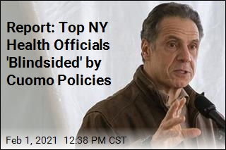 Report: Top NY Health Officials Quit Because of Cuomo