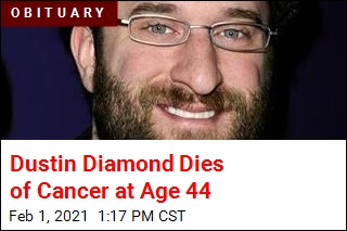 Dustin Diamond Dies Weeks After Lung Cancer Diagnosis