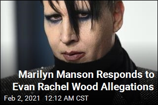 Marilyn Manson Responds to Evan Rachel Wood Allegations