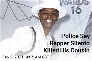 Rapper Silento Charged With Cousin's Murder