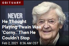 Hal Holbrook, America's Stand-In Mark Twain, Dies