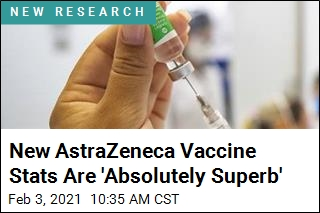 New AstraZeneca Vaccine Stats Are 'Absolutely Superb'