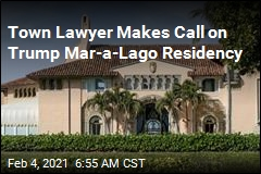 Town Lawyer Makes Decision on Trump Mar-a-Lago Residency