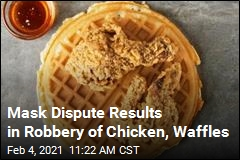 Cops: Robber Skips Registers, Takes Chicken, Waffles