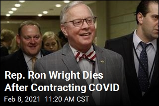 Congressman Ron Wright Dies After Fight With COVID