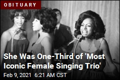Only Constant Member of the Supremes Is Dead