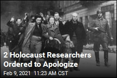 Historians Must Apologize for Holocaust Research