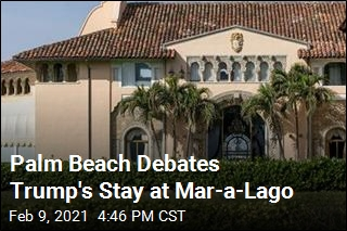 Trump's Future Also Depends on Palm Beach Town Council