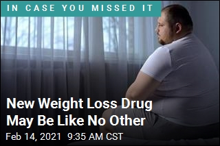 New Weight Loss Drug May Be Like No Other