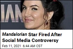 Mandalorian Star Fired After Latest Social Media Controversy