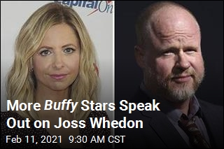 More Buffy Stars Speak Out on Joss Whedon