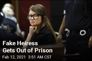 Fake Heiress Anna Sorokin Released From Prison