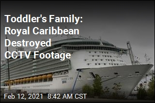 Toddler's Family Hurls New Accusation at Royal Caribbean