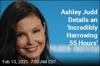 Ashley Judd Details an 'Incredibly Harrowing 55 Hours'
