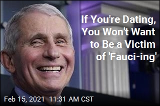 Fauci Is Educated on 'Fauci-ing'