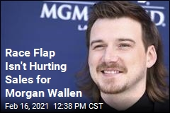 Morgan Wallen Stays at No. 1 Despite Race Controversy