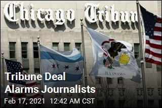 Tribune Deal Alarms Journalists
