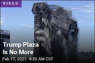 Trump Plaza Is No More