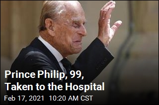 Prince Philip, 99, Taken to the Hospital