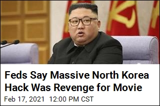 Feds Say Massive North Korea Hack Was Revenge for Movie
