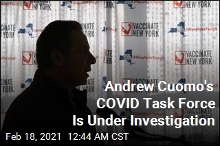 Gov. Cuomo's COVID Task Force Is Under Investigation