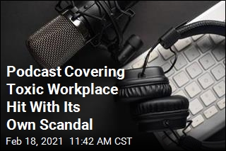 Podcast Covering Toxic Workplace Scandal Is Now Amid Its Own