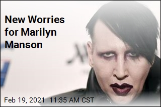 Authorities Investigating Marilyn Manson Abuse Claims