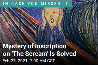 Art Historians Solve a Mystery of 'The Scream'