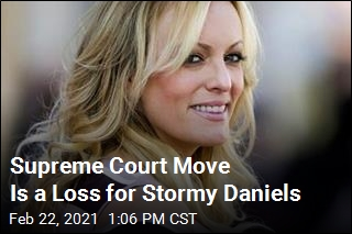 Supreme Court Rejects Trump Suit by Stormy Daniels