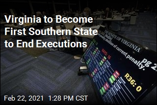 Virginia to Become First Southern State to End Executions