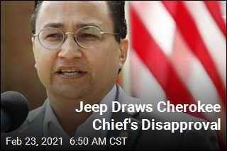 Jeep, Change the Name 'Cherokee,' Says Tribe's Chief