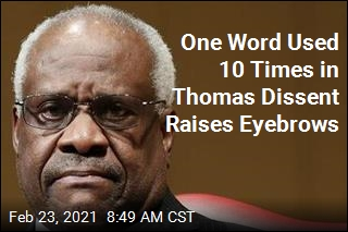 Clarence Thomas' Election Fraud Dissent Raises Eyebrows