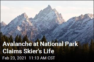 Avalanche at National Park Claims Skier's Life