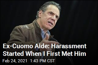 Ex-Cuomo Aide Details Sexual Harassment Allegations