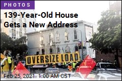 139-Year-Old House Gets a New Address