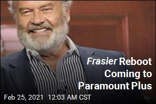 Kelsey Grammer Is in for Frasier Reboot
