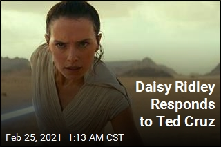 Daisy Ridley Responds to Ted Cruz in Gina Carano Flap