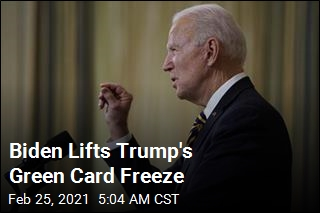 Biden Ends Trump's Freeze on Legal Immigration