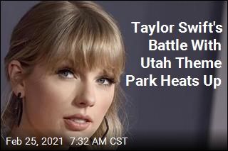 Taylor Swift's Battle With Utah Theme Park Heats Up